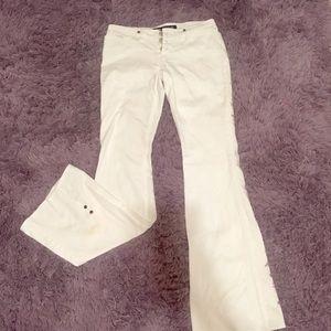 Blue Asphalt Low Rise Flair Jeans 1/2